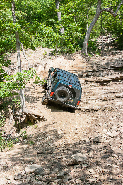 Sara L.: 8th Off-Road Trip Jeep Jam SMORR 2012 &emdash;