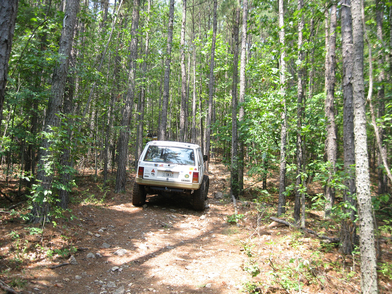 Sara L.: 11th Off-Road Trip Flat Nasty 8-5-12 &emdash;