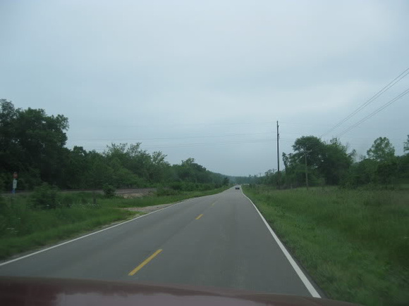 Sara L.: 1st Road Trip &emdash;