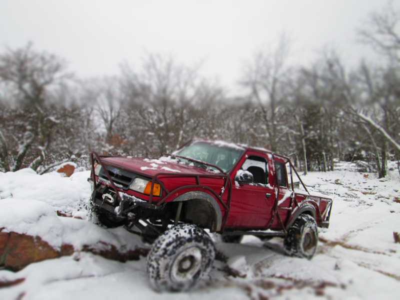 Sara L.: 13th Off-Road trip Washita MX 12-29-12 &emdash;