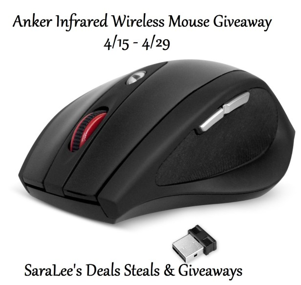 Anker Infrared Wireless Mouse