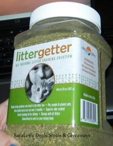 Litter Getter