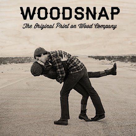 Wood Snap logo