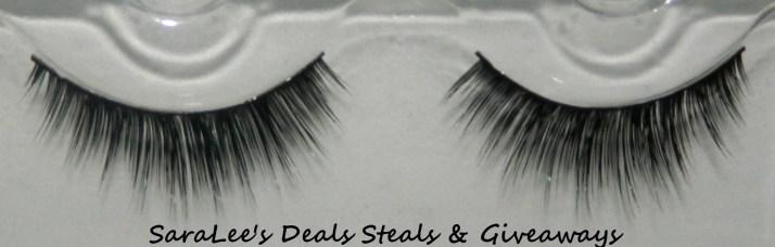 100% mink hair strip lashes