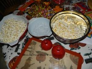 Ready to make popcorn balls