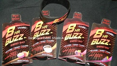 8hr Buzz Energy Shot