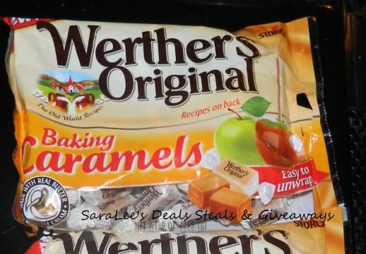 Werther's Original baking Caramels