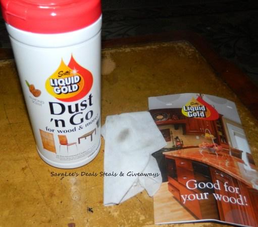 Scott's Liquid Gold Dust 'n Go