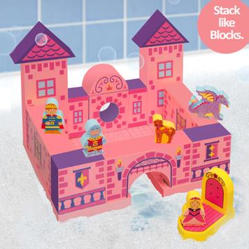 BathBlocks Floating Castle