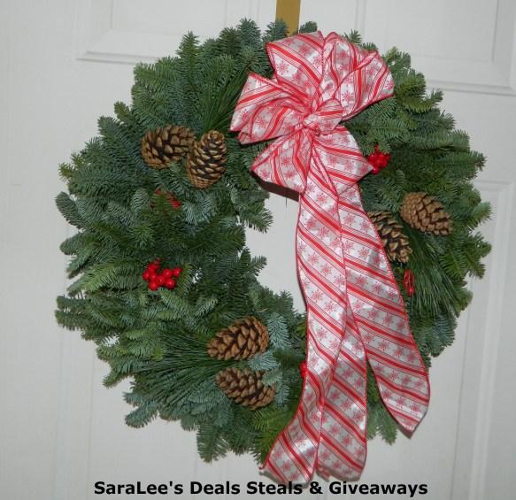 North Pole Wreath