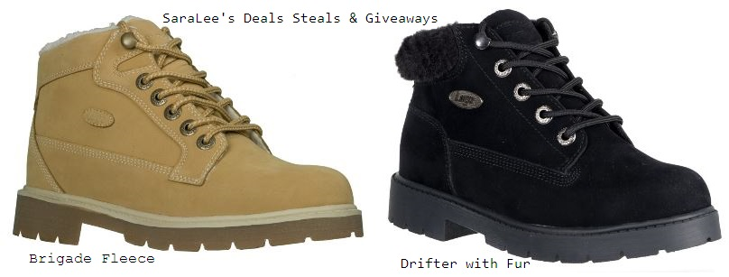 Lugz: Drifter with Fur Boots (4/4)