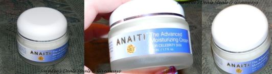 Advanced Moisturizer Cream by Anaiti