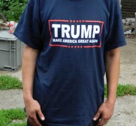 Trump Make America Great Again T-Shirt