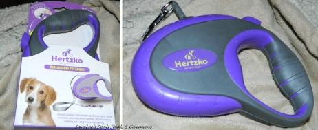 Retractable Dog Leash By Hertzko