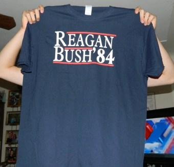 Reagan Bush 84' Presidential Campaign