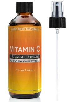 Pure Body Naturals: Vitamin C Toner