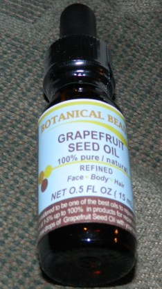 Grapefruit Seed Oil .5oz