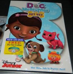 Doc McStuffins: Doc Pet Vet DVD