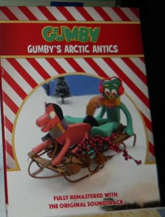 Gumby: Gumby's Arctic Antics