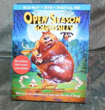 Open Season: Scared Silly [Blu-ray]