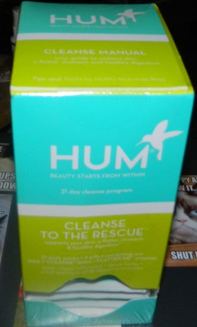 HUM Nutrition Cleanse to the Rescue