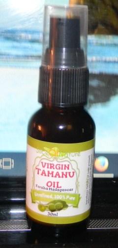 Slice Of Nature Virgin Tamanu Oil 1oz