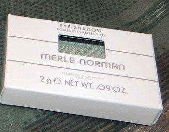 Merle Norman Luminous Eye Shadow – Sea Green