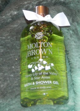 Molton Brown London: Dewy Lily of the Valley & Star Anise Bath & Shower Gel 10oz