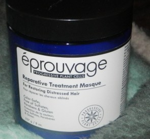 Eprouvage Reparative Treatment Masque