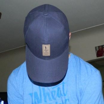 ERIC YIAN Plain 100% Cotton Hat