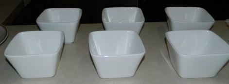 Dowan Cereal Bowls Super Soup 19-ounce ,Porcelain, Set of 6