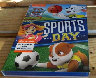 Paw Patrol: Sports Day DVD