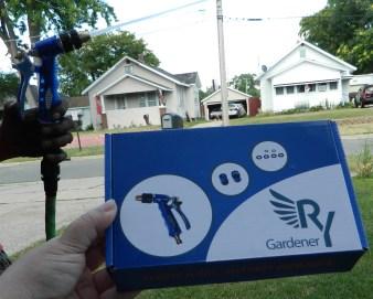 RAAYA: Garden Hose Nozzle