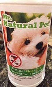 Mr Natural Pet - Natural Flea and Tick Prevention For Dogs and Home Spray
