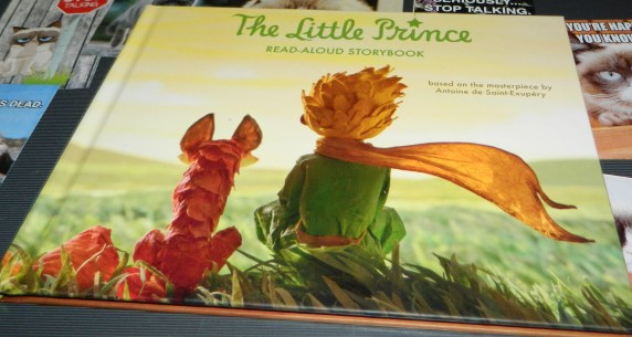 The Little Prince Read-Aloud Storybook Hardcover