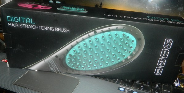 Apalus Straightening Brush
