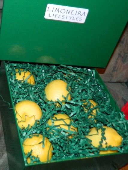 Limoneira Lemons
