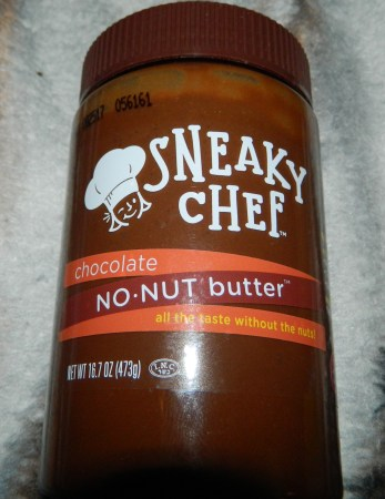 The Sneaky Chef No-Nut Butter Chocolate, 16.7 Ounce
