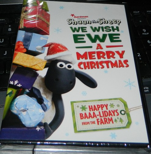 We Wish Ewe A Merry Christmas DVD
