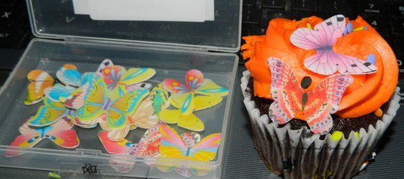 Food Grade Edible Butterflies