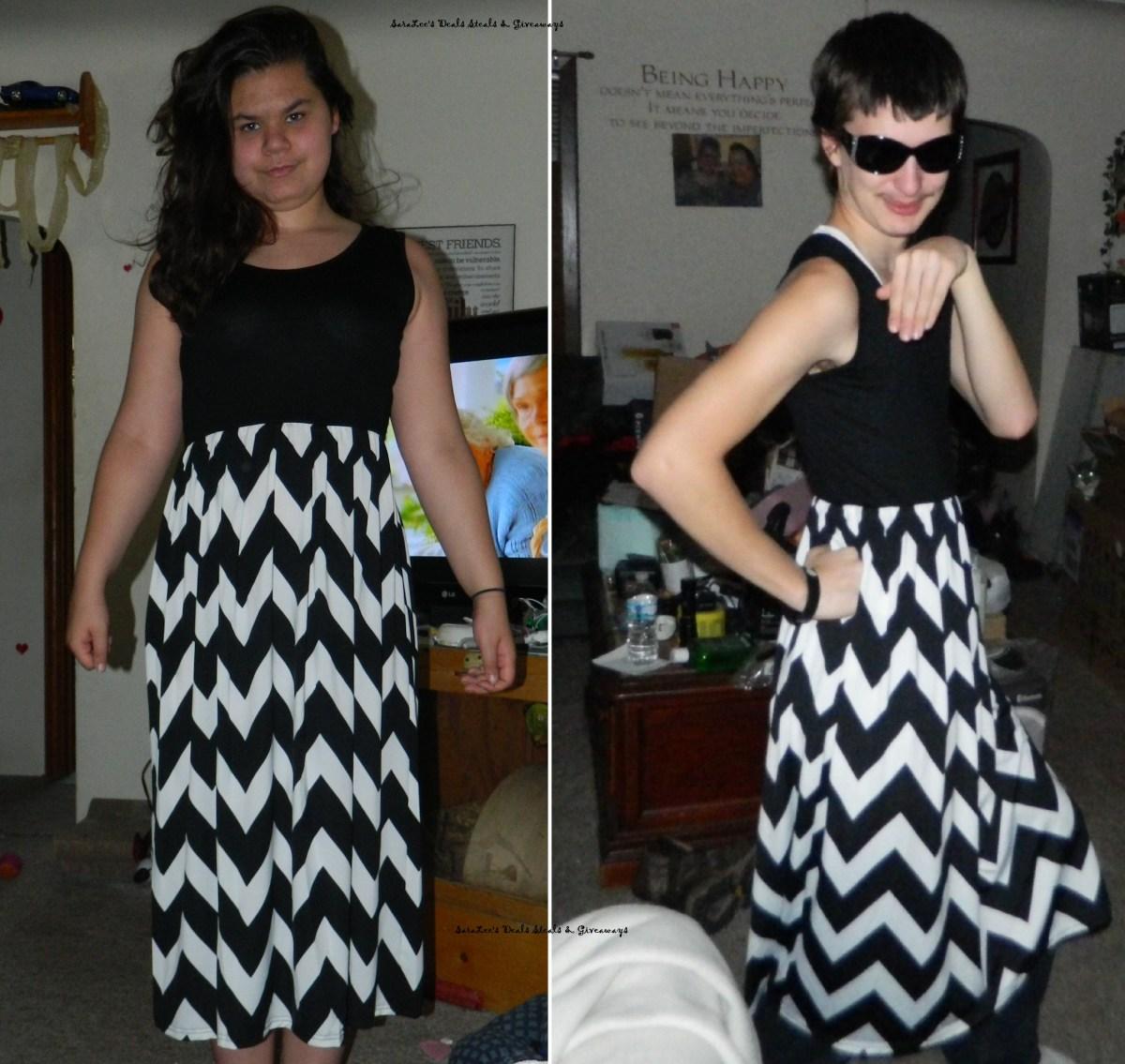 Casual Fasion Maxi Long Dress