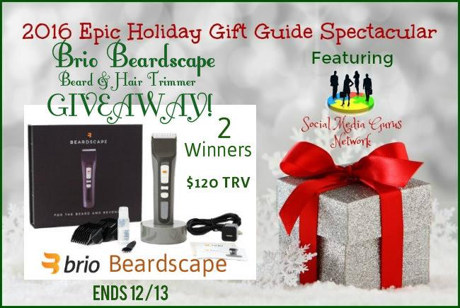 Brio Beardscape