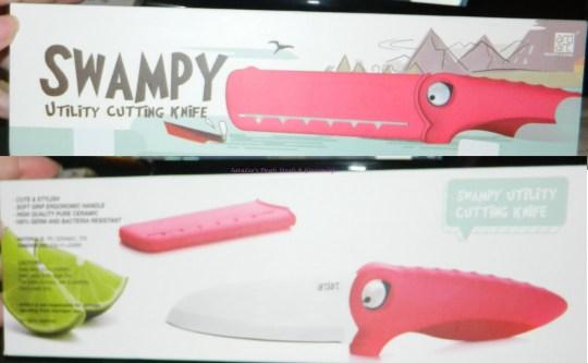 Kitchen Ceramic Fruit Knife with Sheath