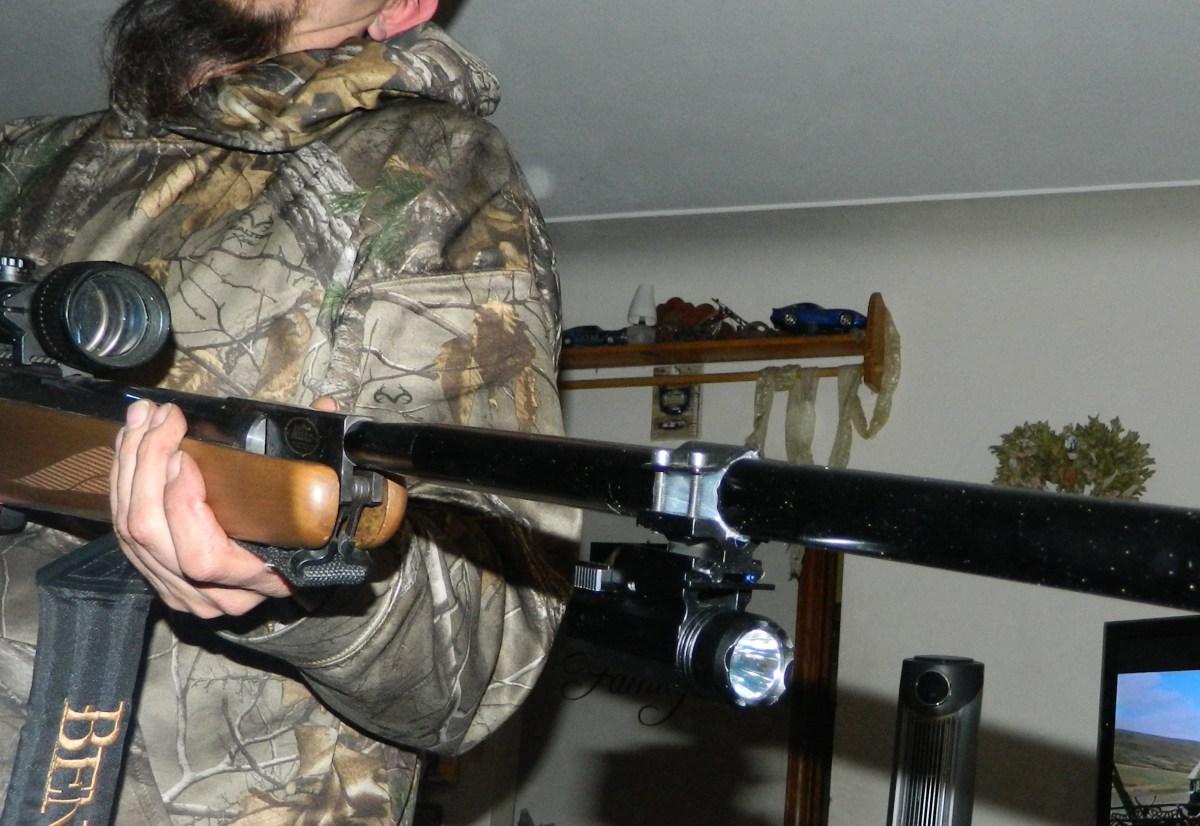 Pistol & Rifle Flashlight