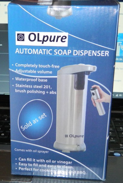 Home Automatic Soap Dispenser