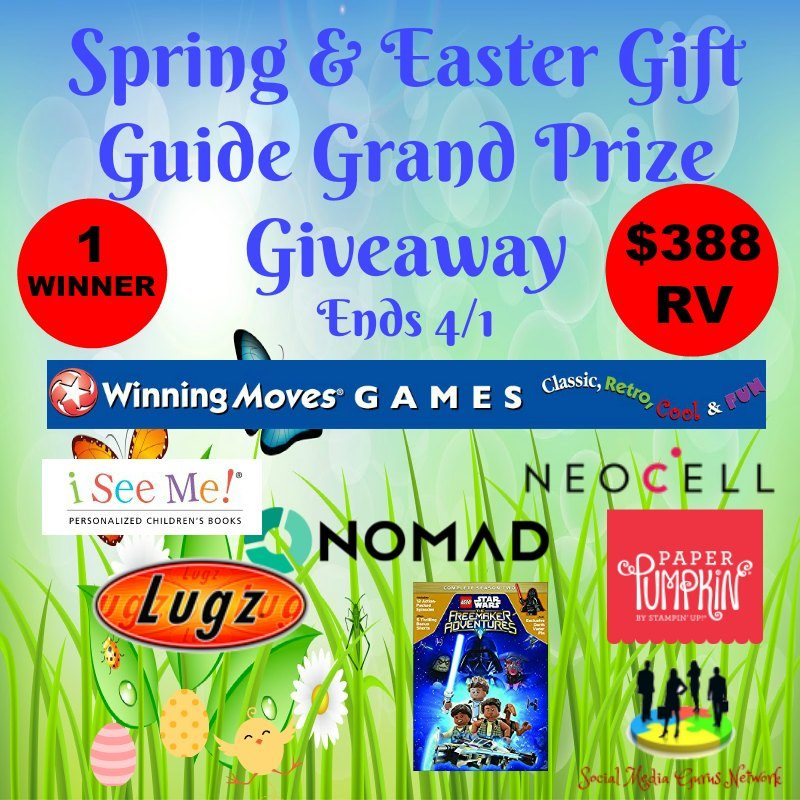 Spring easter gift guide grand prize giveaway ends 41 spring easter gift guide grand prize giveaway ends 41 smgurusnetwork las930 negle Gallery