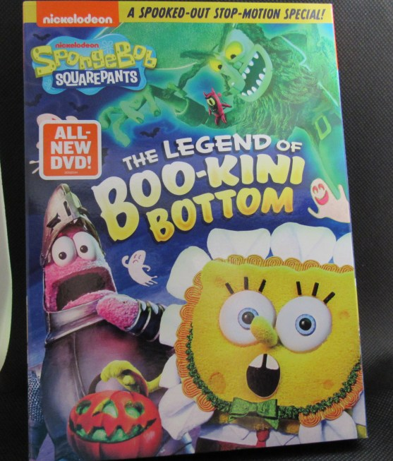In SpongeBob SquarePants The Legend Of Boo Kini Bottom And His Friends Get Ready To Celebrate Halloween But When Flying Dutchman Arrives