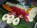 Pikake offerings for prayer.