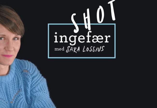 Ingefær Shot #9: Camilla Pihl «Jeg er stolt over alt jeg har fått til»