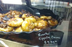 Inspiration: Roasted Cippolinis